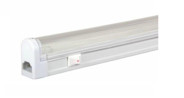 Jesco Lighting SG5-14SW/41 3-Wire Grounded; T5 Sleek Plus-Fluorescent Undercabinet Fixture from Jesco Lighting