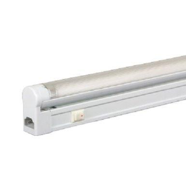 Jesco Lighting SG5-35SW/41 3-Wire Grounded; T5 Sleek Plus-Fluorescent Undercabinet Fixture from Jesco Lighting