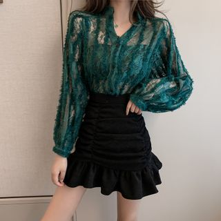 Lace Blouse from Jolly Club