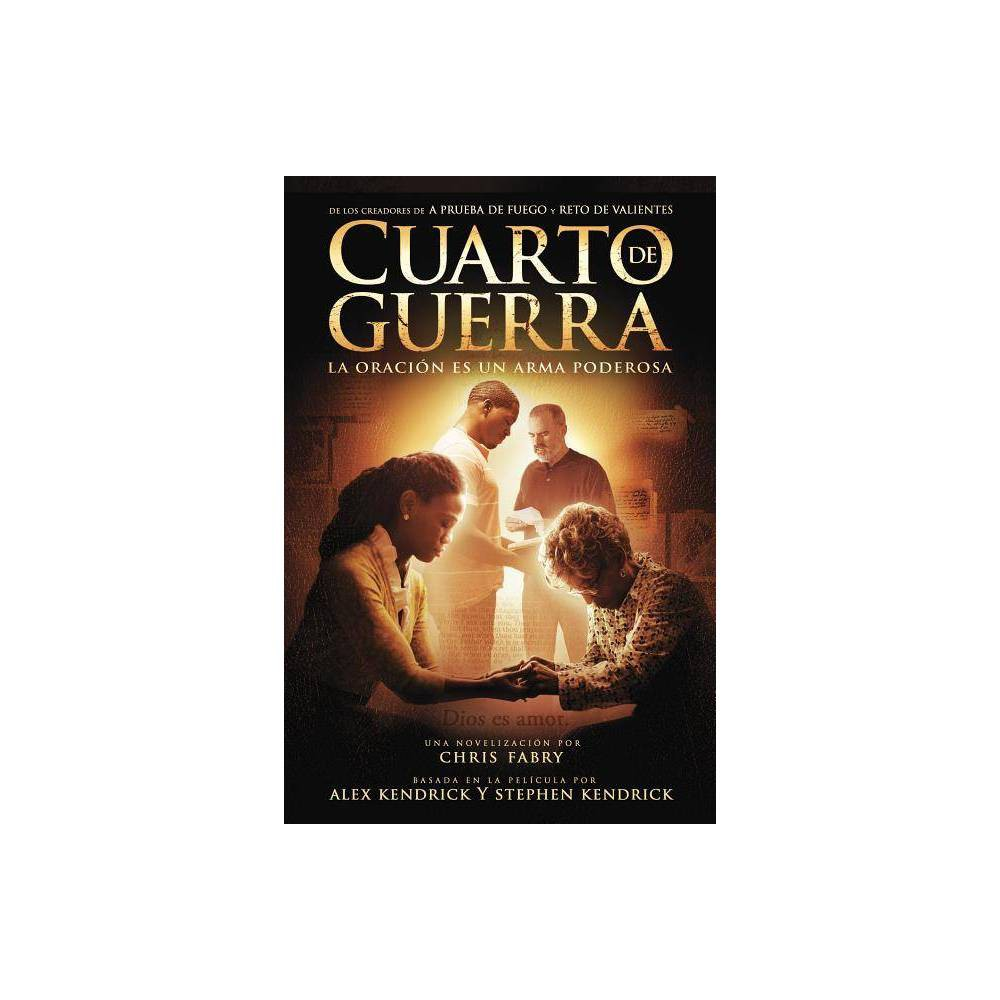 Cuarto de Guerra - by Chris Fabry (Paperback) from Jordan