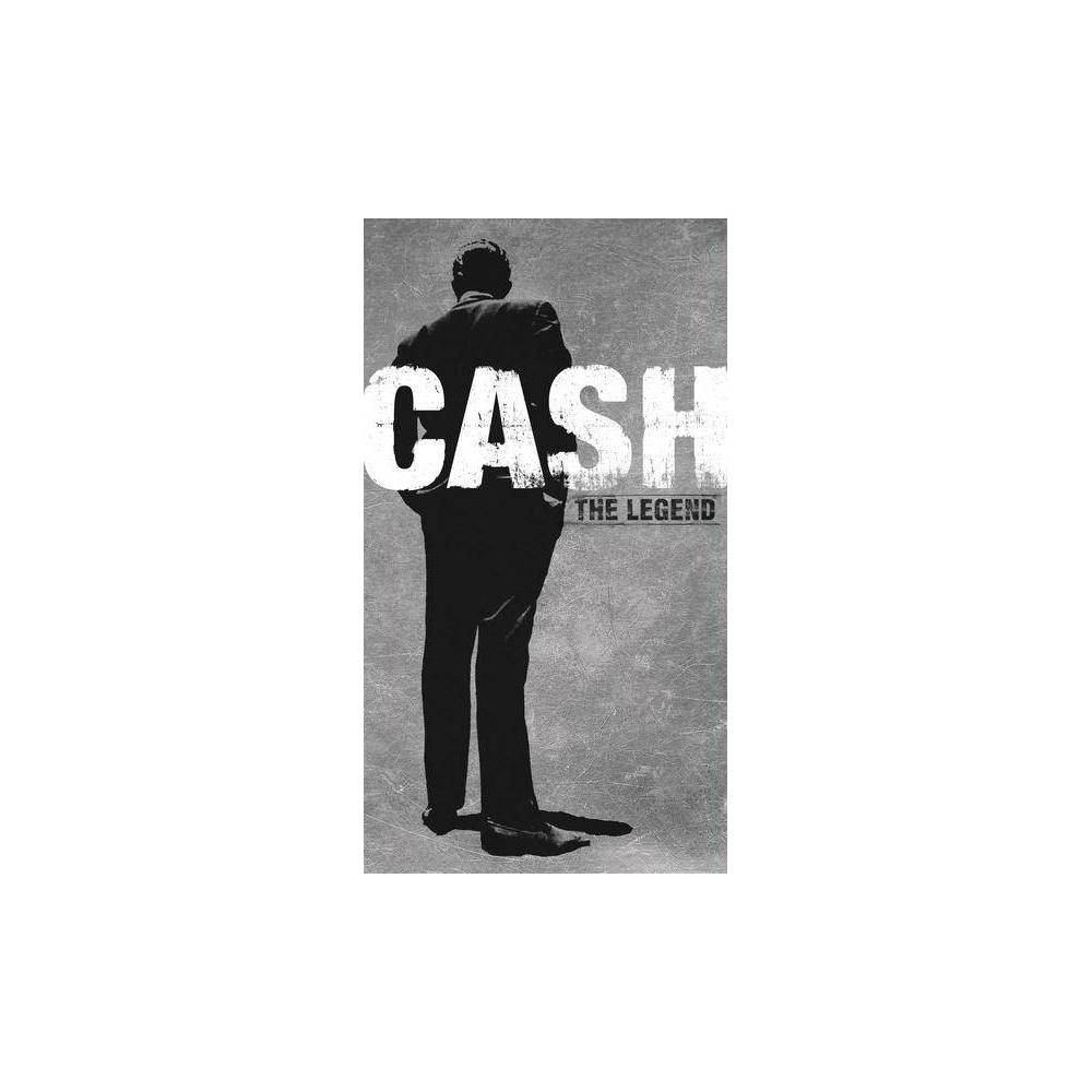 Johnny Cash - Legend (Columbia) (Box) (CD) from Jordan