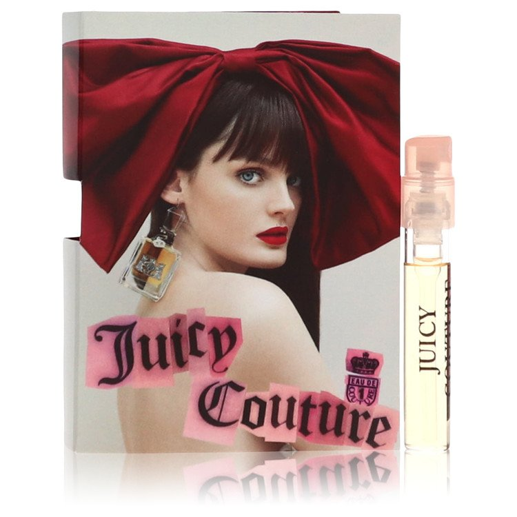 Juicy Couture Sample by Juicy Couture .03 oz Vial (sample) for Women from Juicy Couture