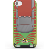 Jurassic Park Tour Car Phone Case for iPhone and Android - Samsung S6 - Snap Case - Gloss from Jurassic Park