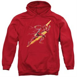 Justice League Movie Hoodie Flash Forward Red Sweatshirt Hoody from Justice League Movie Shirts