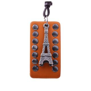 Eiffel Tower Necklace from KINNO