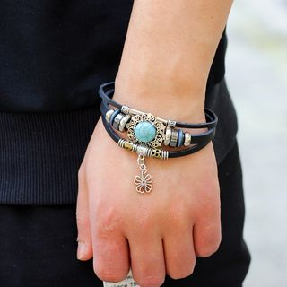 Layered Bracelet from KINNO