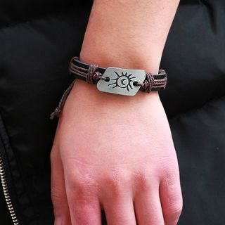 Leather Bracelet from KINNO