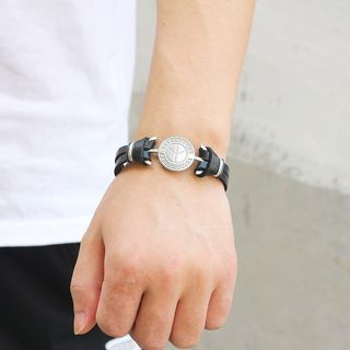 Metal Accent Bracelet from KINNO