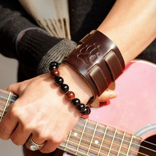 Paw Genuine Leather Bracelet from KINNO