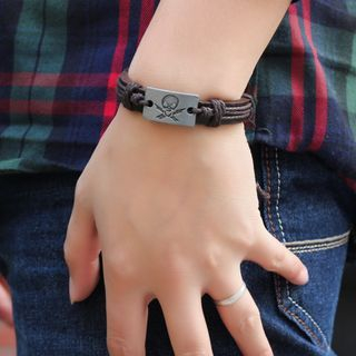 Skull Bracelet from KINNO