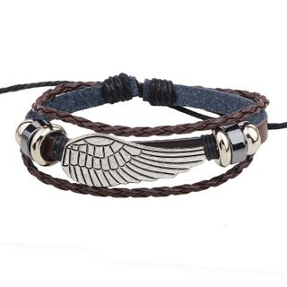 Wing Beaded Bracelet from KINNO