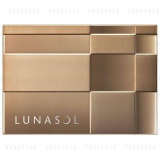 Kanebo - Lunasol Cheek Color Compact S (Case Only) 1 pc from Kanebo