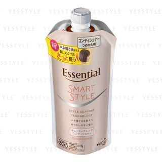 Kao - Essential Style Support Technology Smart Style Conditioner (Refill) 340ml from Kao
