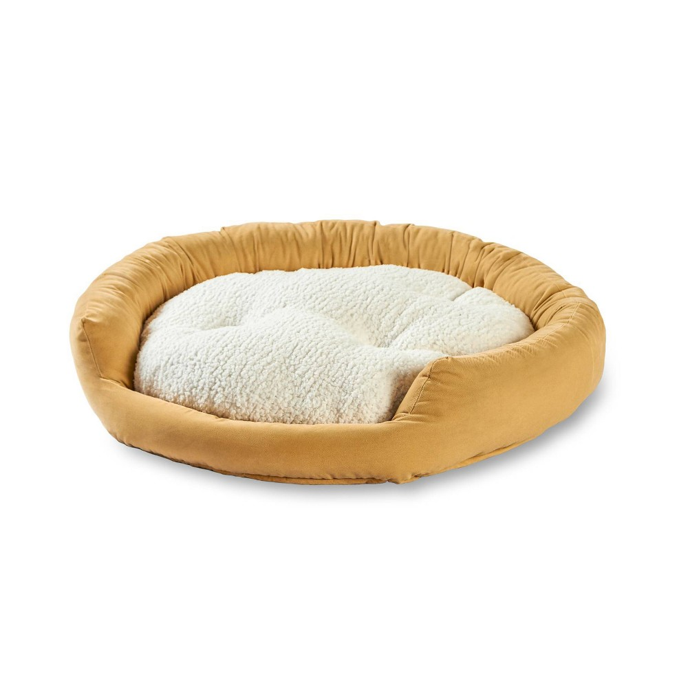 Kensington Garden Murphy Donut Dog Bed - M - Cream from Kensington Garden