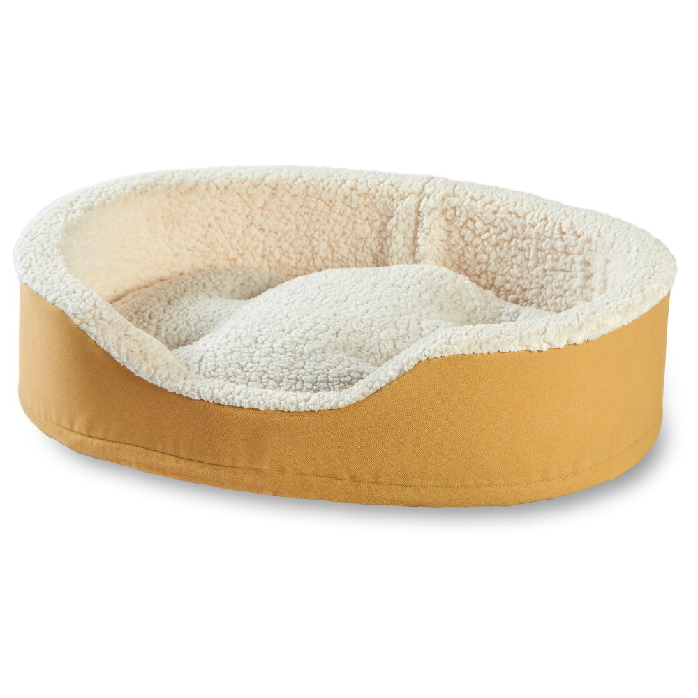 Kensington Garden Oliver Foam Dog Bed - Toast - XS from Kensington Garden
