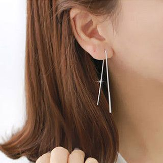 925 Sterling Silver Threader Earrings from Kulala