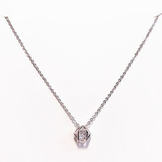 Ball Necklace Silver - One Size from Kulala
