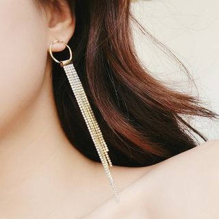 Fringed Ear Stud from Kulala