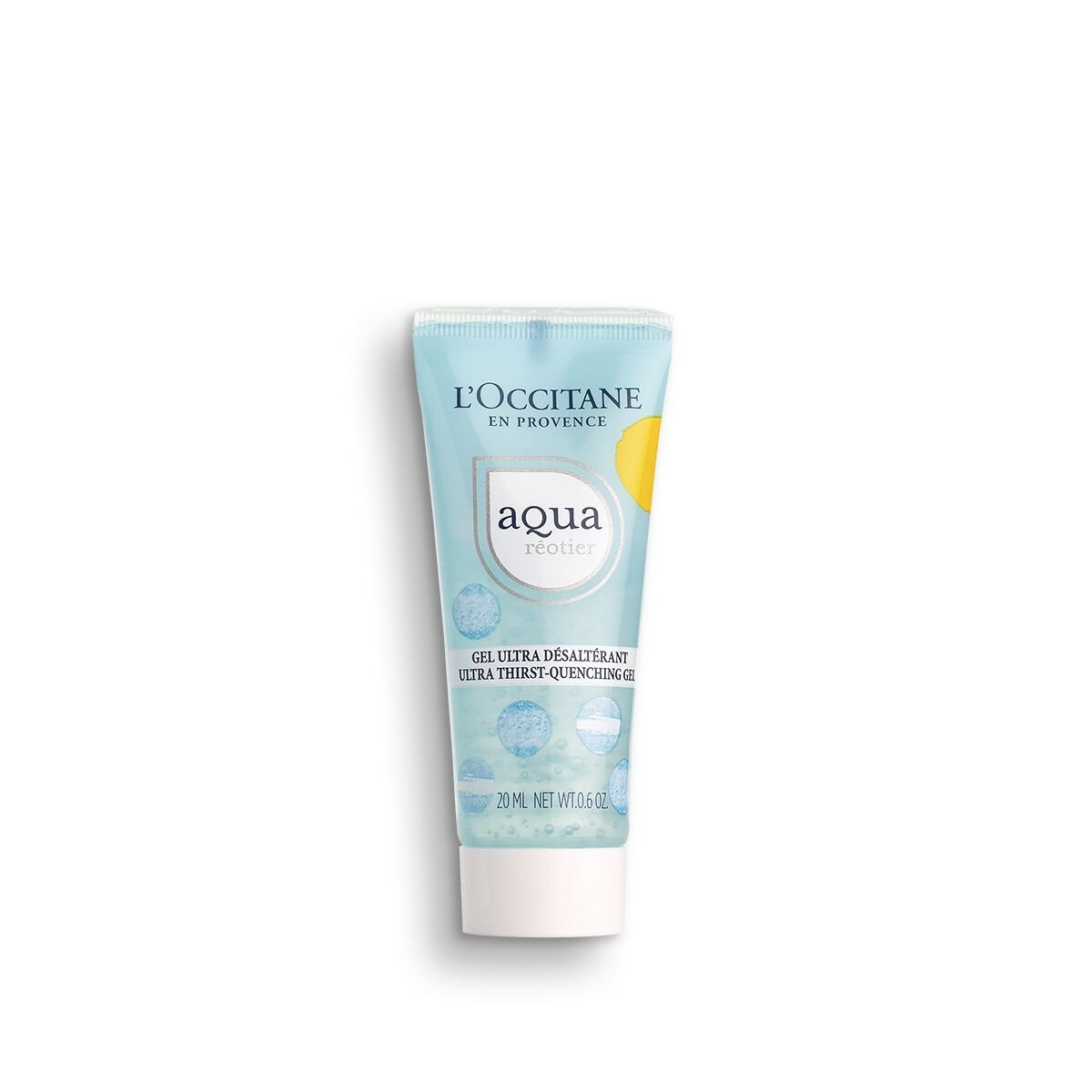 Aqua Réotier Ultra Thirst-Quenching Gel 0.6 oz. from L'OCCITANE
