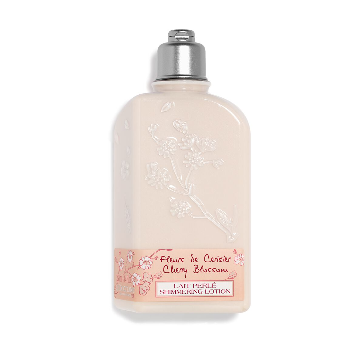 Cherry Blossom Shimmered Lotion 8.4 fl. oz. from L'OCCITANE