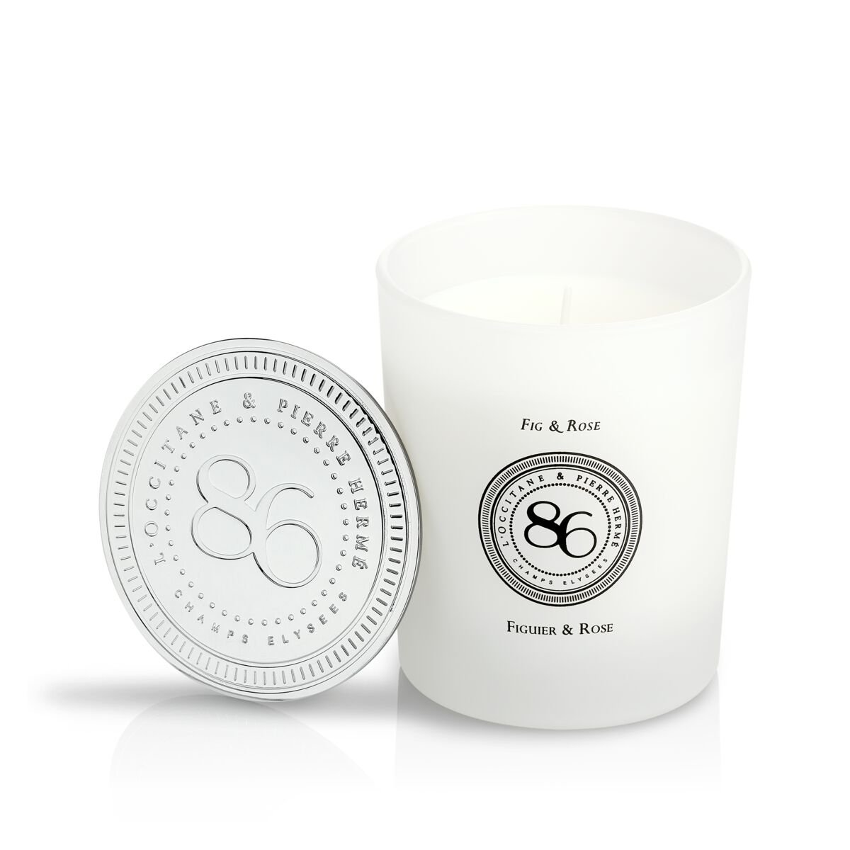 Fig & Rose Scented Candle 8.4 oz. from L'OCCITANE