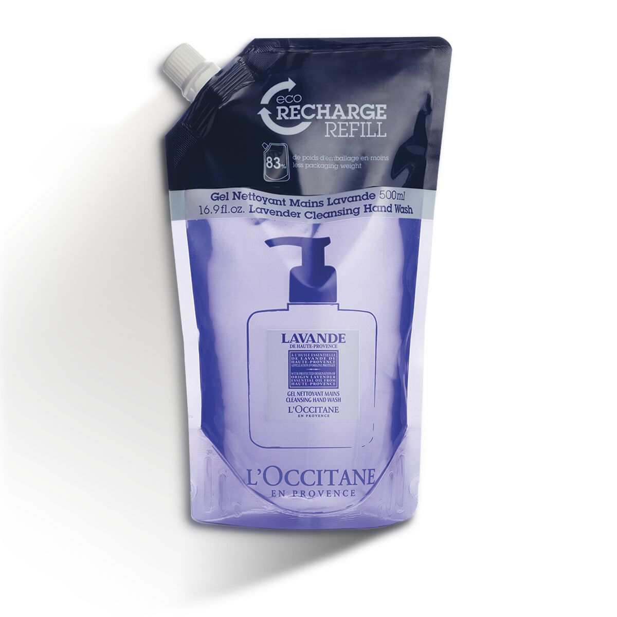 Lavender Cleansing Hand Wash Refill 16.9 fl. oz. from L'OCCITANE