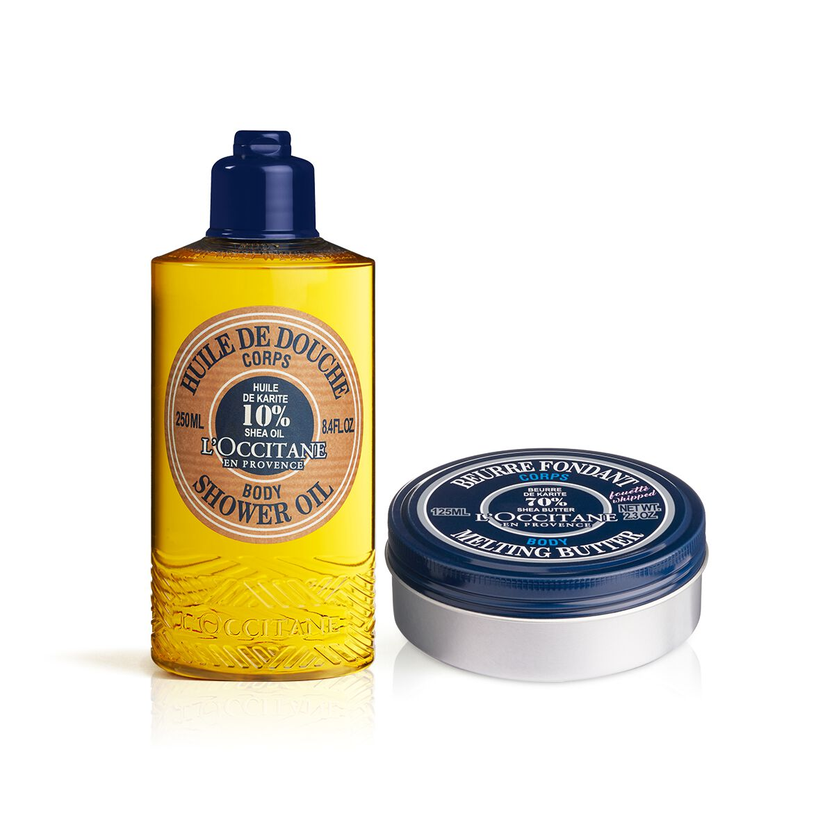 Moisturizing Body Duo from L'OCCITANE