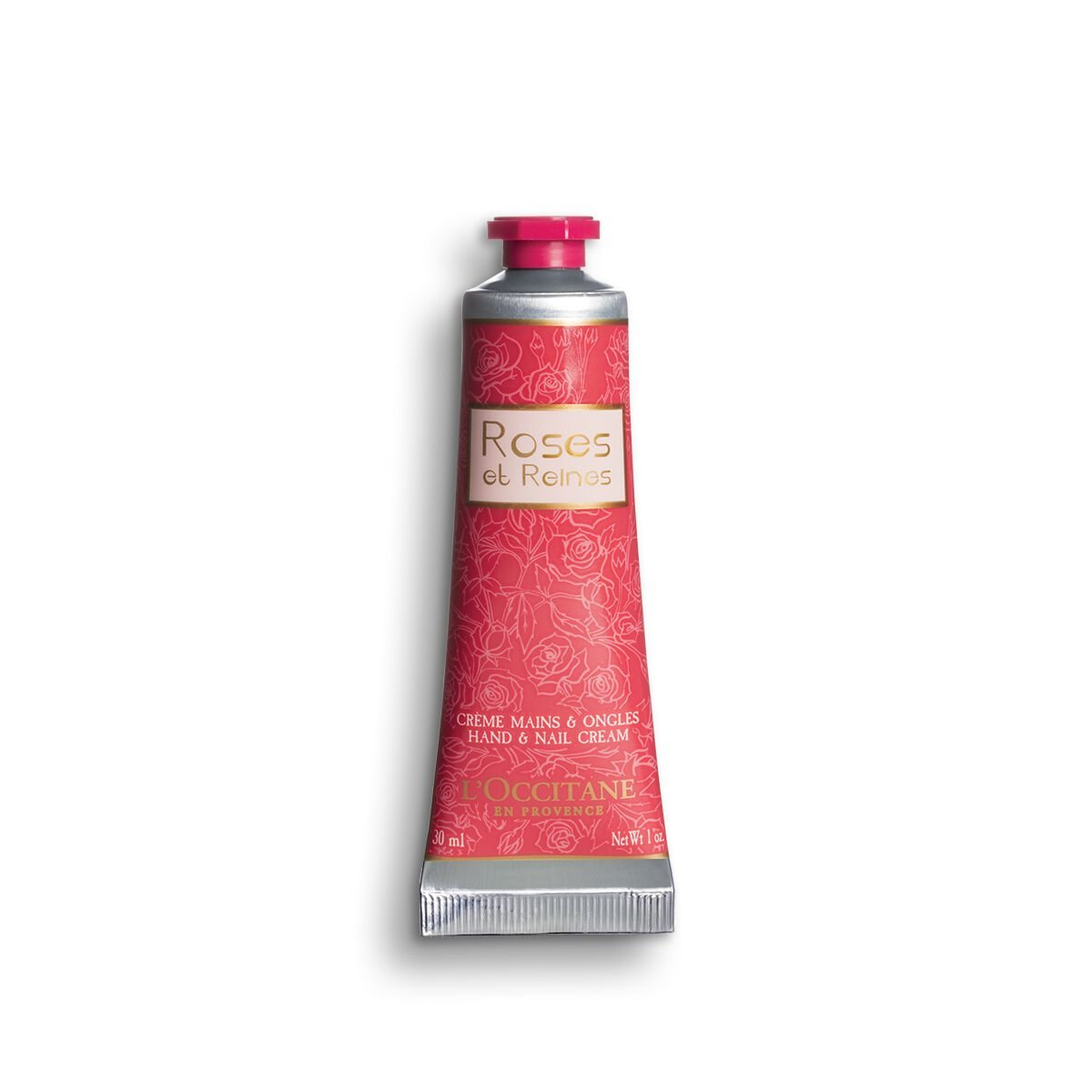 Roses et Reines Hand Nail Cream 1 oz. from L'OCCITANE