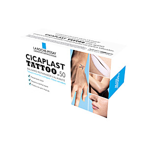 CICAPLAST tattoo SPF50 2x40 ml from La Roche Posay