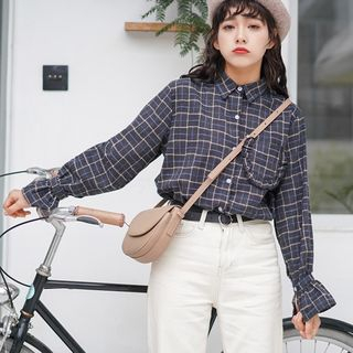 Plaid Shirt from Lady Jean