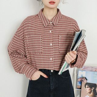 Plaid Shirt Plaid - One Size from Lady Jean
