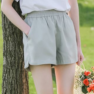 Wide-Leg Shorts from Lady Jean