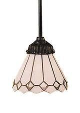 Landmark 078-TB-04 Mix-N-Match One Light Pendant in Tiffany Bronze from Landmark Lighting
