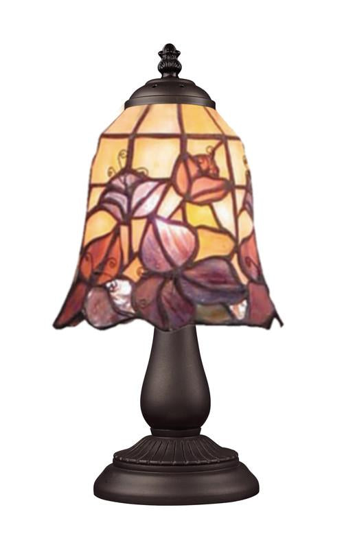 Landmark 080-TB-17 Mix and Match Section Tiffany Bronze Table Lamp from Landmark Lighting