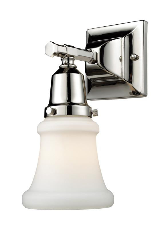 Landmark 66230-1 Barton Polished Nickel Vanity from Landmark Lighting