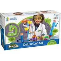Learning Resources Age3+ Primary Science Deluxe Lab Set from Learning Resources