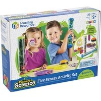 Learning Resources Age3+ Science 5 Senses Activity Set from Learning Resources
