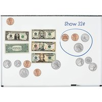 Learning Resources Double-Sided Magnetic Money Set from Learning Resources