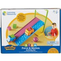 Learning Resources Force and Motion Activity Set from Learning Resources