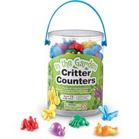 Learning Resources In The Garden Critter Counters from Learning Resources