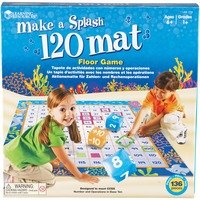 Learning Resources Make A Splash 120 Mat Floor Game from Learning Resources