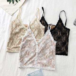 Lace Camisole from Lemongrass