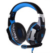 EACH G2000 Over-ear Game Gaming Headphone Headset Earphone Headband with Mic Stereo Bass LED Light for PC Game from Lenovo