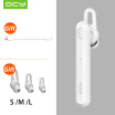 Original Xiaomi QCY A1 Wireless BT Earphone In-ear Earpiece Ear Hanging BT50 10mm Speaker Handsfree Earphone With Microphone For from Lenovo