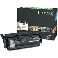 T654X41G Extra High-Yield Government Toner, 36,000 Page-Yield, Black from Lexmark