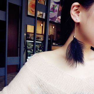 Feather Earrings from Lighthouse