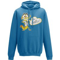 Zink Hoodie - Blue - Kids L (9/11 years) from Lightsen