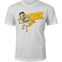Zink T-Shirt - White - S from Lightsen
