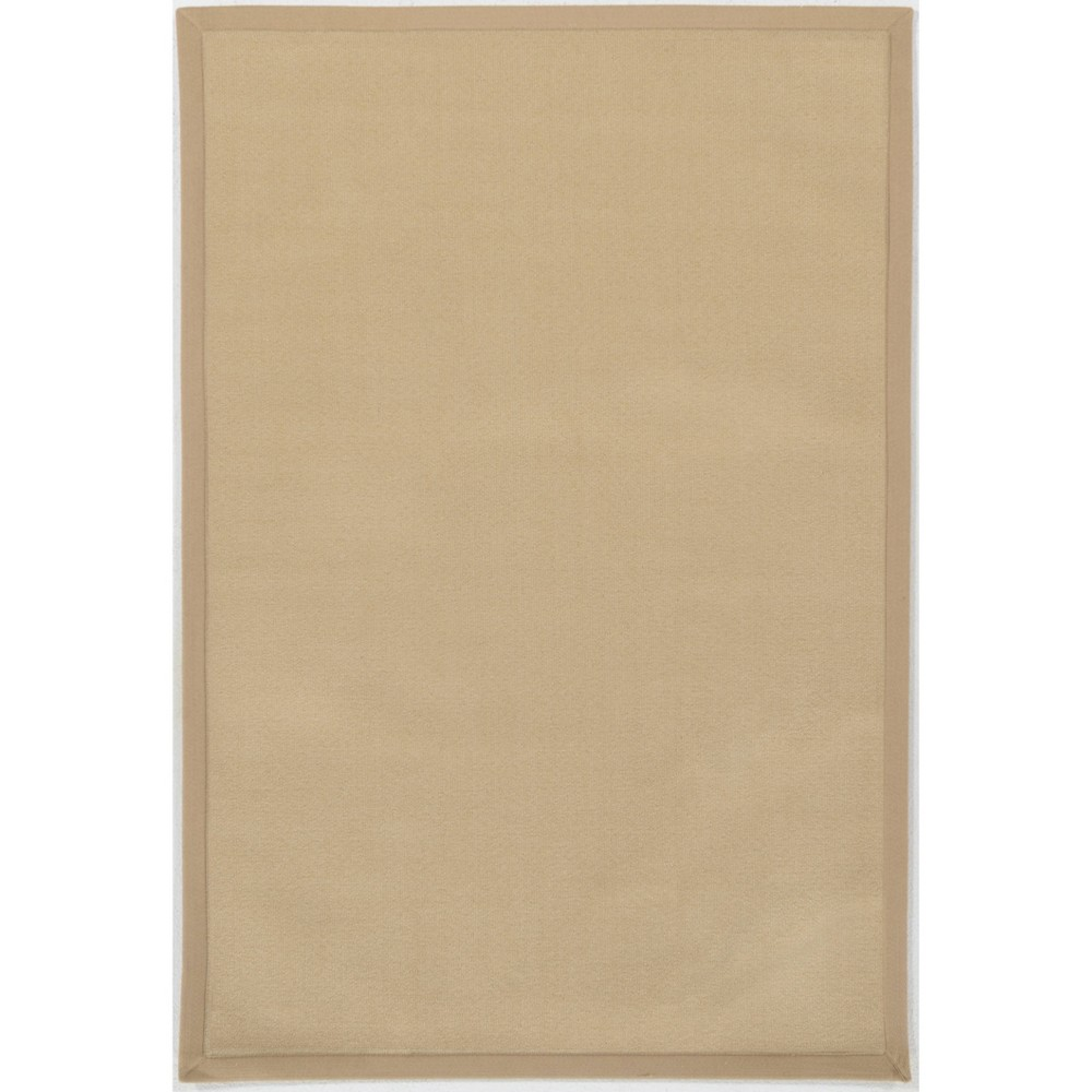 3'x5' Faux Sisal Rug Beige - Linon from Linon