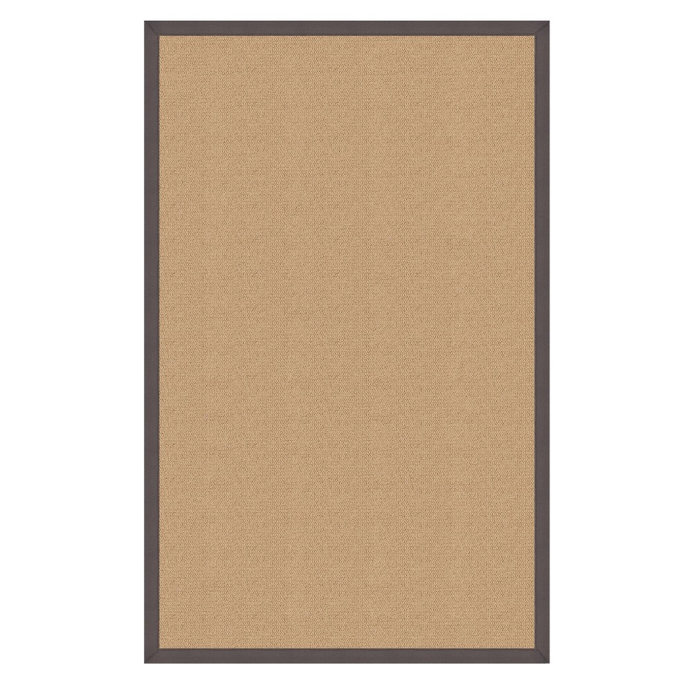 "8'9""x12' Athena Sisal Rug Gray/Beige - Linon from Linon"